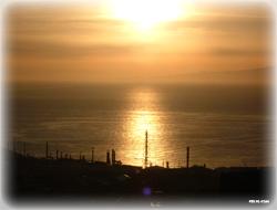 Fondo Refineria Puesta de Sol