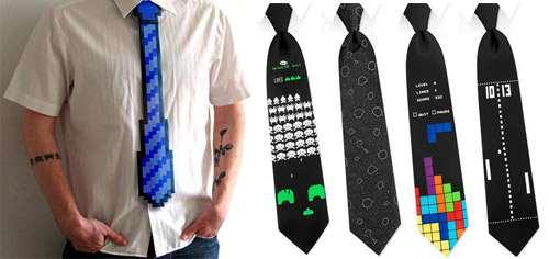corbatas geeks