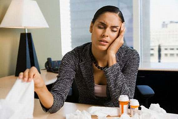 Menos probabilidad de enfermarte, cuando trabajas desde casa
