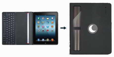 Logitech teclado y ratón , más cargador lumínico para iPad
