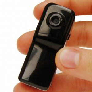 Camara SPY Mini DV para vigilancia