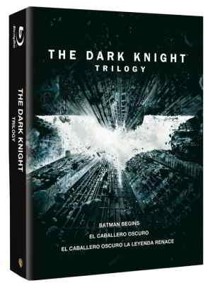 Trilogia de Batman el Hombre Oscuro