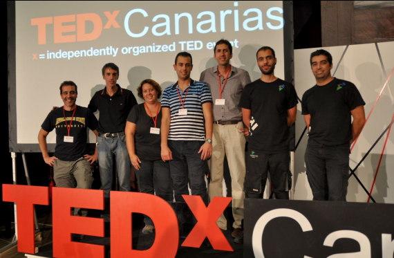 Equipo Técnico del TEDxCanarias
