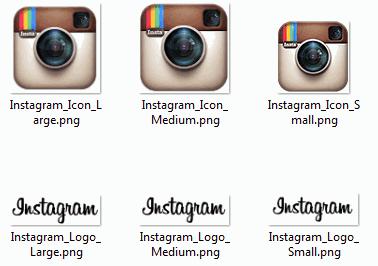 Imagenes y logos de instagram